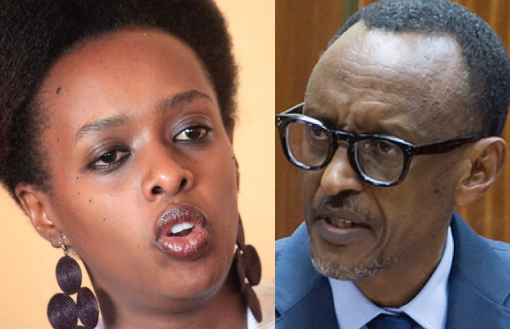 Image result for images of Diane Rwigara release